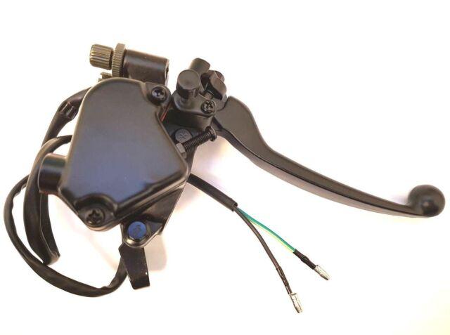 Sunlite Alloy Double MTN Lever Brake lever Sunlt V Dual Cable Aly Sl//bk
