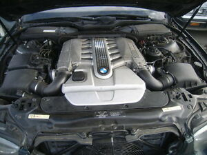 bmw 745li engine diagram (2003-2008) bmw e65 e66 bad engine motor n73 6.0l v12 ...