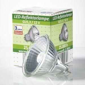 MeLiTec-Licht 6W LED GU5,3 MR16 12V Reflektorlampe 320Lm** 30W Licht