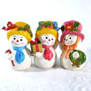 3-Cute-NAPCOWARE-Christmas-Snow-Girls