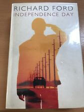 Independence Day by Richard Ford (Hardback, 1995) Signed