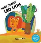 Here Comes Leo Lion by La Coccinella (Board book, 2015)