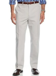 Michael-Kors-Men-039-s-100-Cotton-Flat-Front-Straight-Fit-Chino-Pants