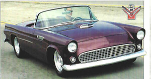 Image Is Loading 1955 Ford THUNDERBIRD Custom T Bird RestoMod SPEC
