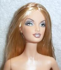 NUDE-Barbie-K7917-Head Mold:Lara-Body Type:ModelMuse-Hair Color:Blonde