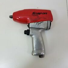 Snap On Im31 38 Drive Heavy Duty Air Impact Wrench With Red Jacket