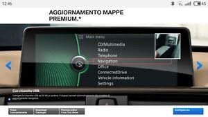 Bmw map Europe2020-1 Premium Next Motion Move su USB e codice attivazione 2019