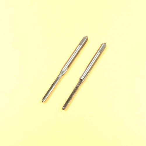 M/_M/_S New 2.5mm x 0.35 Metric Taper and Plug Tap M2.5 x 0.35mm Pitch