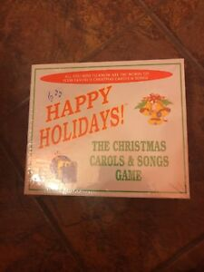 image is loading christmas carols amp songs game includes the best