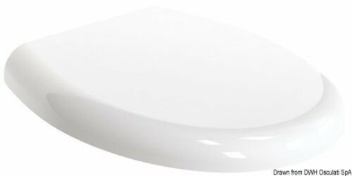 Toilettensitz Kunststoff still Plus Marke Tecma 50.226.91