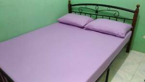 4-in-1-SINGLE-SIZE-MICRO-POLLY-COTTON-PLAIN-BED-SHEET