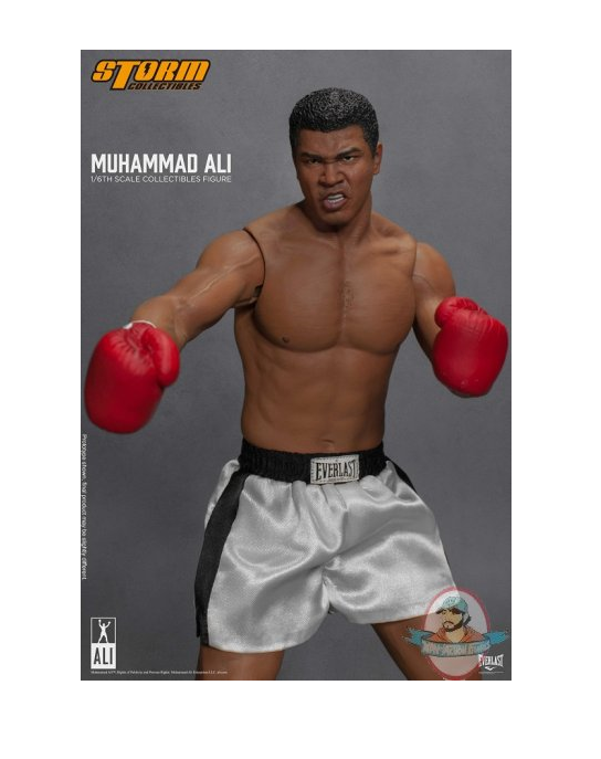 Storm Collectables 1 6 Muhammad Ali The The The Greatest STM87017 6dc828