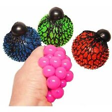 New Squishy Gooky Cripper Mesh Ball Squeeze Stressball Yuch Colour gift party UK