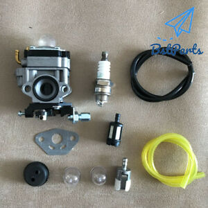 Carburetor-for-VICTA-TTS2226-AB-Whipper-Snipper-Trimmer-Carburettor-Fuel-Line