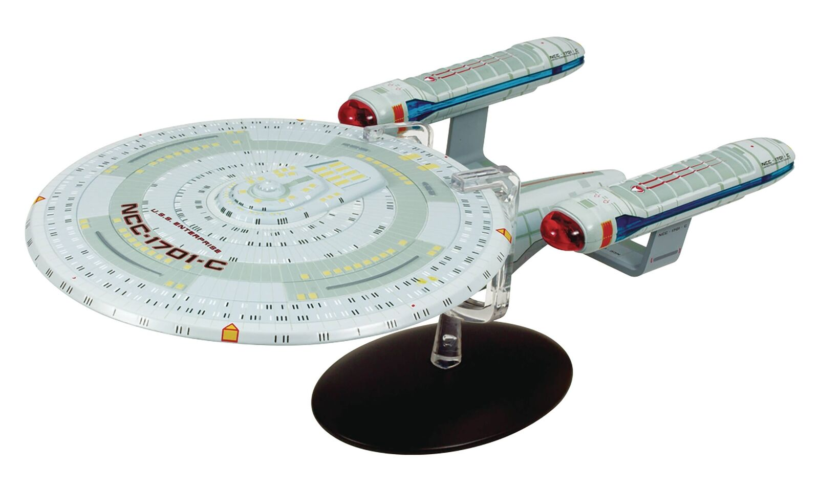 STAR TREK STARSHIPS SPECIAL  USS ENTERPRISE NCC-1701-C  (EAGLEMOSS)