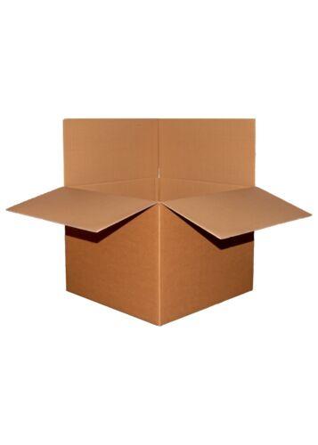 Faltkartons 350 x 350 x 350 mm Versandkarton 2-wellig Kartons bis 30 kg