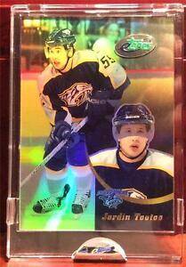 2003-Jordin-Tootoo-Rookie-RC-Etopps-Hockey-990-Nashville-Predators-NJ-Devils