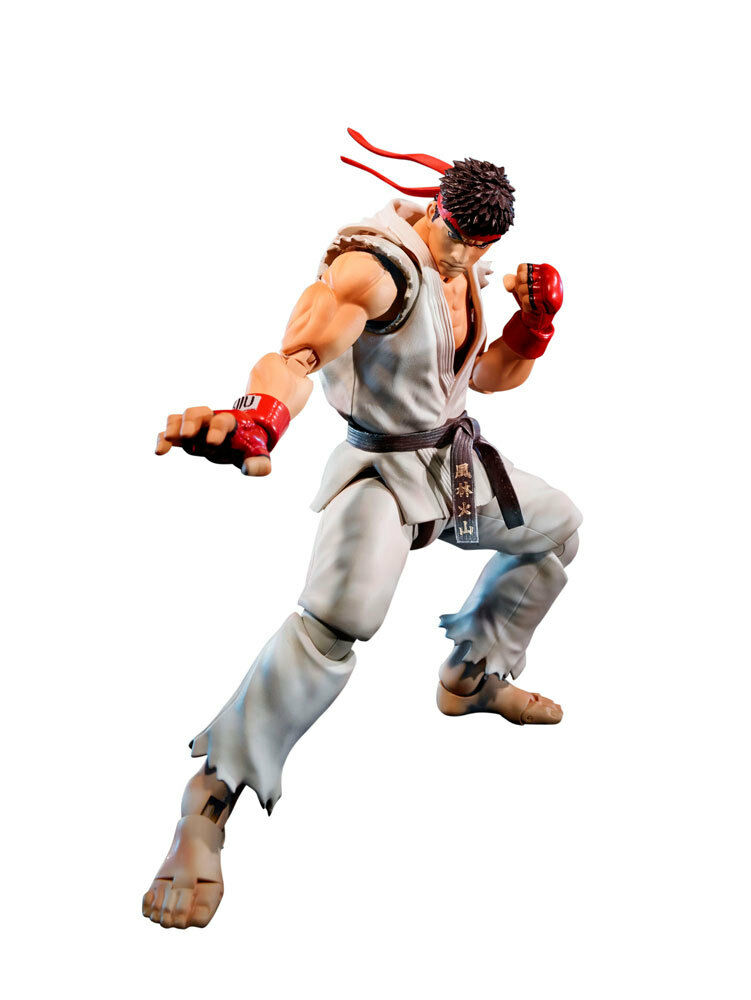 Figurine SH Figuarts Ryu - Street Fighter V - Bandai