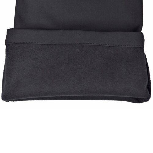 Men/'s Water-Repellent Softshell Fleece Lined Cargo Pants Outdoor WindProof SSP-1