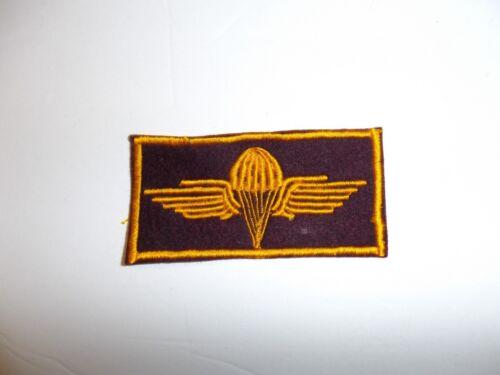 b3899 Iraq Jump Wings patch Airborne IR18B