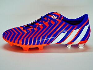 Details zu Adidas Predator Instinct FGHerrenschuheFußballschuherotblauweißB35452