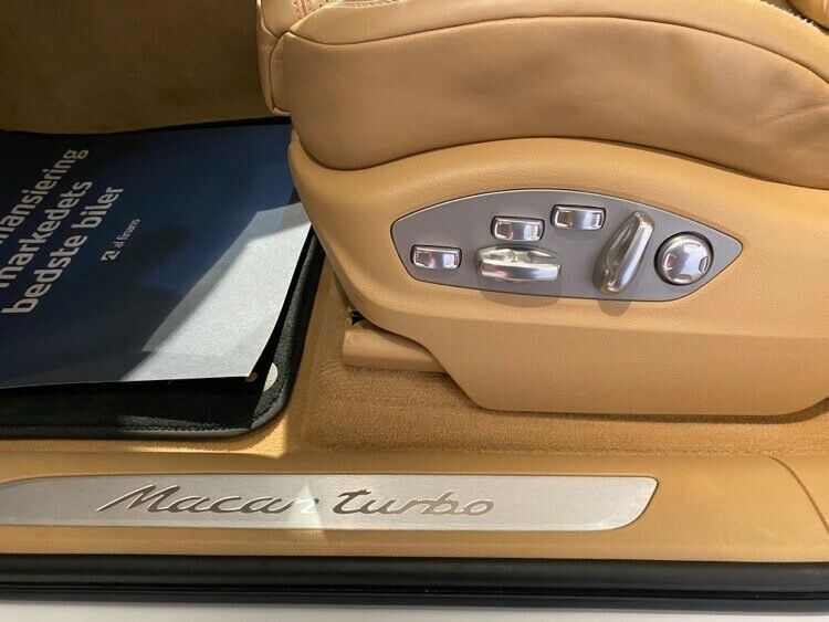 Porsche Macan Turbo 3,6 PDK