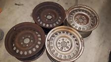 4x Stahlfelge 7x15 ET 25 Mercedes W126 R107 VW T3 1264002802 Kronprinz Lemmerz
