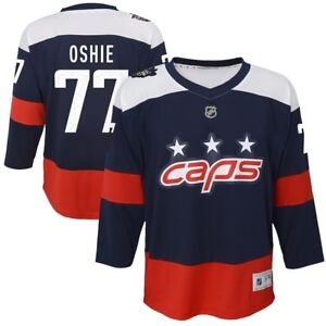 finest selection beaa8 6309c Details about T.J. Oshie #77 Washington Capitals Stadium Series NHL Jersey