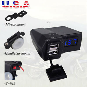 Groovy Dual Usb Gps Charger For Harley Davidson Sportster Nightster Wiring Cloud Oideiuggs Outletorg