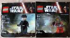 Lego Star Wars First Order General Polybag X10 5004406 Minifigure