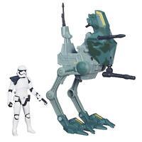 Star Wars The Force Awakens 3.75-inch Vehicle Assault Walker on sale
