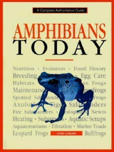 Amphibians Today by John Coborn
