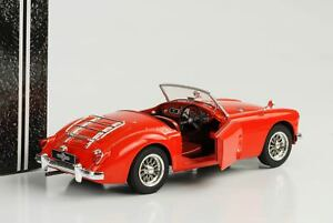 Mg Mki A1500 1957 Cabriolet Rouge 1/18 Triple9 miniature 1800160
