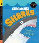 Surprising Sharks by Nicola Davies (Mixed media product, 2008)