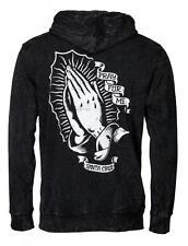 SANTA CRUZ  Jason Jessee Vintage Praying Hands Skateboard Hooded Top / Hoodie L