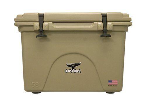 ORCA Extra Heavy Duty Cooler, Tan, 20-Quart