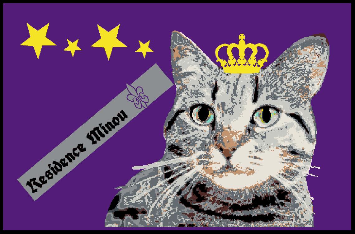 Fußmatte mit Namen Napfunterlage Katzenmatte  75x50 cm    Design 17180158 | Verschiedene aktuelle Designs  5bbefb