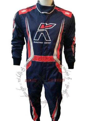 Karting Suit for Kosmic Style Race Suit Printed Kart Racing Suit