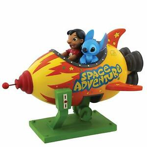 NEW-Disney-Lilo-amp-Stitch-Space-Adventure-Enchanting-Enesco-Figurine-A28728