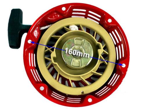 3300 Stromerzeuger Stromaggregat Seilzugstarter für Krafthertz KHD6500 5,5KW