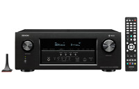 Denon Avr-s930h 7.2 Channel Full 4k Ultra Hd Av Receiver With Heos