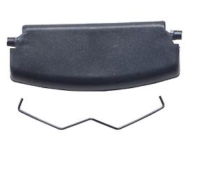Centro de la Consola Apoyabrazos negro clip tapa cierre de reparación apto para AUDI A4 B6 B7