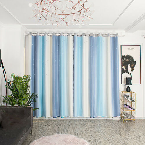 Window Curtains Double Cloths Screens  Curtains Hanging Living Room Hot