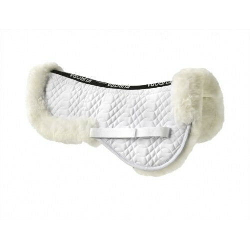 NEW Ovation Europa  Sheepskin Solid Spine Euro Style Half Pad - Regular (468760)  amazing colorways
