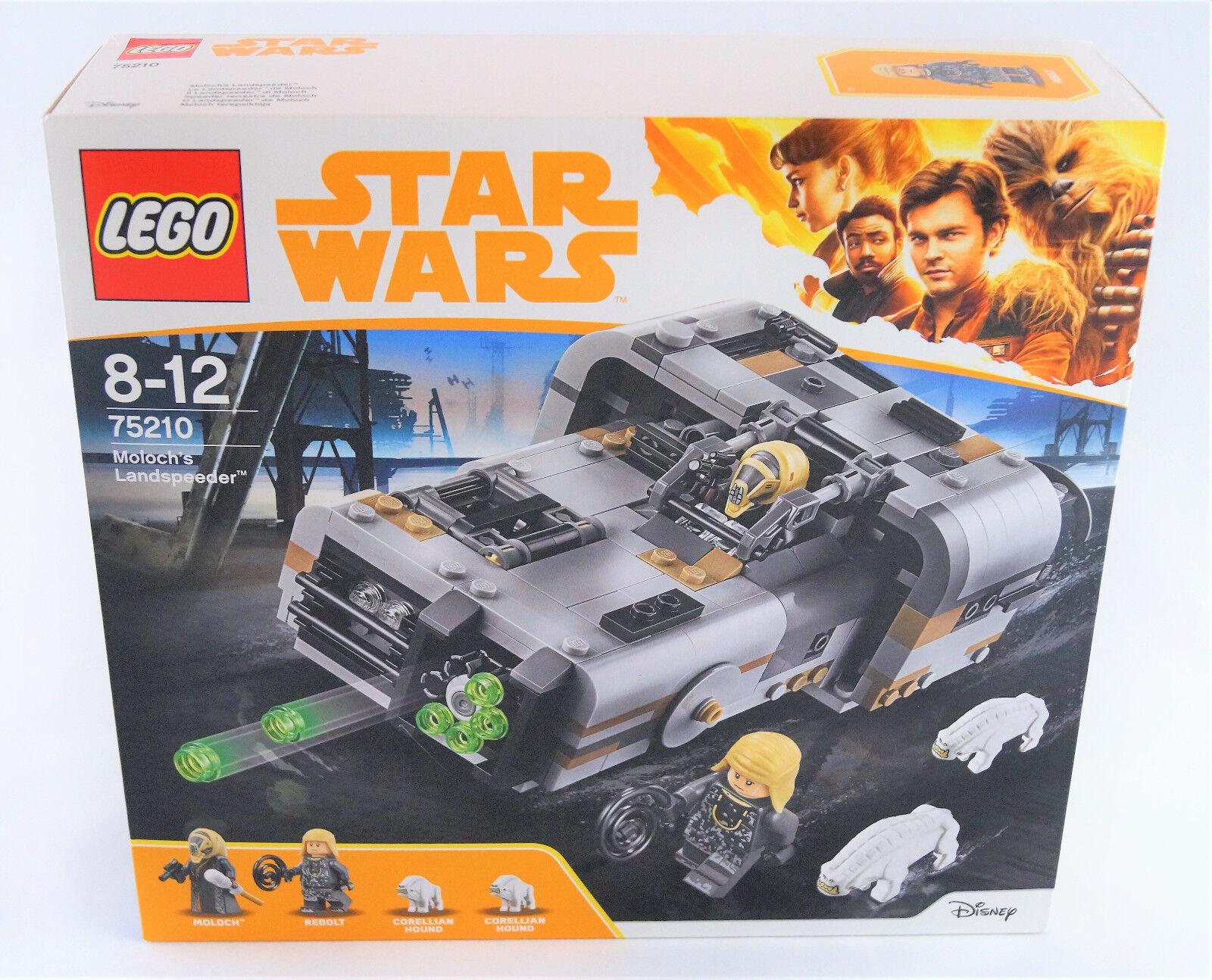 Lego® Star Wars 75210 Moloch's Landspeeder Han Solo Neuware   New   Sealed