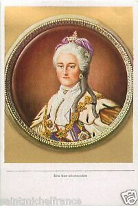 Grande-Catherine-II-the-Great-Empress-RUSSIA-RUSSIE-CARD-IMAGE-1933
