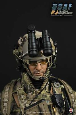 "Soldier Story 1/6 Scale 12"" USAF PJ Pararescue Jumper Type C Figure SS-080C"