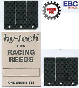 Yamaha YZ465 YZ 465 G//H HYTECH Racing Carbon Fibre Reeds CF04