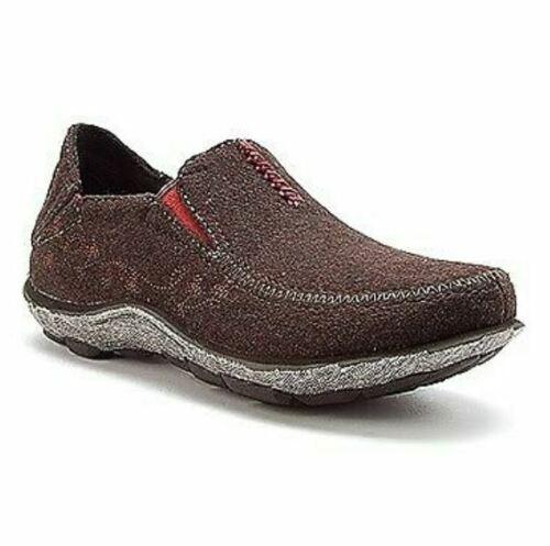 """brown hybrid slipper//loafer WAS $75! NEW Women/'s Cushe /""""Surf Slipper Felt/"""""""