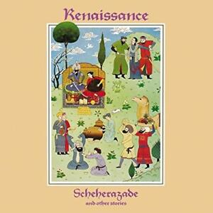 Renaissance-Scheherazade-And-Other-Stories-NEW-VINYL-LP